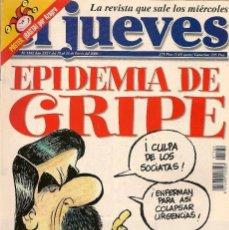 Coleccionismo de Revista El Jueves: REVISTA EL JUEVES - NÚMERO 1182 - 2000. Lote 206799226