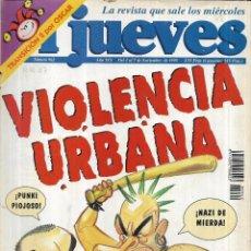 Coleccionismo de Revista El Jueves: * CO43 - REVISTA - EL JUEVES - 1995. Lote 206799412
