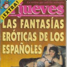 Coleccionismo de Revista El Jueves: * CO44 - REVISTA - EL JUEVES - 1994. Lote 206799543