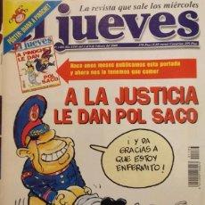 Coleccionismo de Revista El Jueves: REVISTA EL JUEVES - NÚMERO 1184 - 2000. Lote 206799588