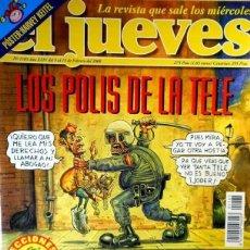 Coleccionismo de Revista El Jueves: REVISTA EL JUEVES - NÚMERO 1185 - 2000. Lote 206799715
