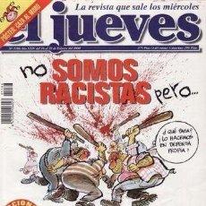Coleccionismo de Revista El Jueves: REVISTA EL JUEVES - NÚMERO 1186 - 2000. Lote 206799801