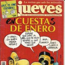 Coleccionismo de Revista El Jueves: * CO47 - REVISTA - EL JUEVES - 1996. Lote 206799813