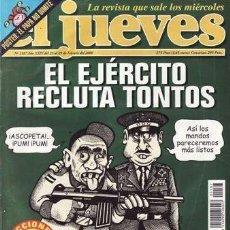 Coleccionismo de Revista El Jueves: REVISTA EL JUEVES - NÚMERO 1187 - 2000. Lote 206799917
