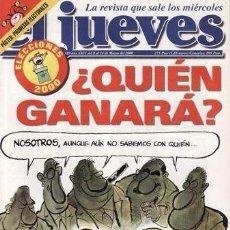 Coleccionismo de Revista El Jueves: REVISTA EL JUEVES - NÚMERO 1189 - 2000. Lote 206800112