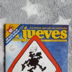 Coleccionismo de Revista El Jueves: REVISTA EL JUEVES N°1041 1997. Lote 207070376