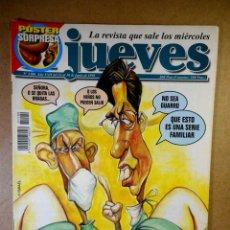Coleccionismo de Revista El Jueves: EL JUEVES Nº 1100 : EL AÑO DE LAS SERIES ESPAÑOLAS. Lote 207096731