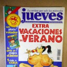 Coleccionismo de Revista El Jueves: EL JUEVES Nº 1101 : EXTRA VACACIONES DE VERANO. Lote 207097347