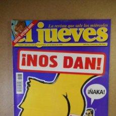 Coleccionismo de Revista El Jueves: EL JUEVES Nº 1083 : NOS DAN MEDICAMENTAZO. Lote 207164343