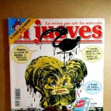 Coleccionismo de Revista El Jueves: EL JUEVES Nº 1094 : ESPECIAL DESASTRES EN DOÑANA. Lote 207205728