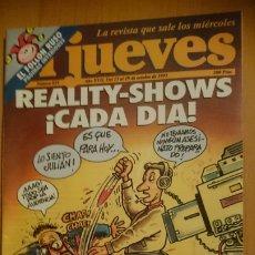 Coleccionismo de Revista El Jueves: REVISTA EL JUEVES NÚMERO 855, AÑO 1993. Lote 209382956
