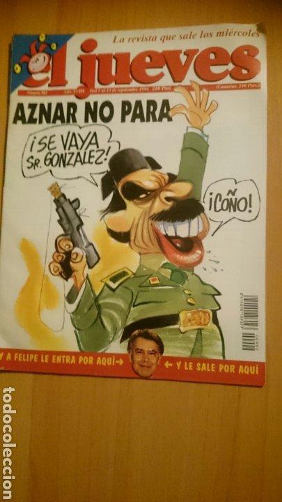 REVISTA EL JUEVES NÚMERO 902, AÑO 1994 (Coleccionismo - Revistas y Periódicos Modernos (a partir de 1.940) - Revista El Jueves)