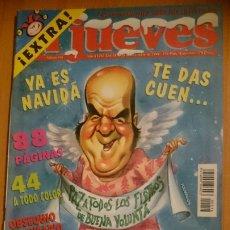 Coleccionismo de Revista El Jueves: REVISTA EL JUEVES NÚMERO 916, AÑO 1994 YA ES NAVIDA. Lote 209383393