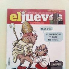 Coleccionismo de Revista El Jueves: REVISTA EL JUEVES, NÚMERO 2093 - AÑO XL 2017. Lote 209691515