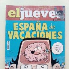 Coleccionismo de Revista El Jueves: REVISTA EL JUEVES, NÚMERO 2097 - AÑO XL 2017. Lote 209691603