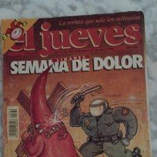 Coleccionismo de Revista El Jueves: EL JUEVES 879. Lote 210111046
