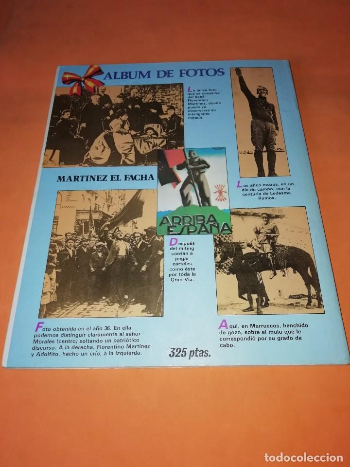 Coleccionismo de Revista El Jueves: MARTINEZ EL FACHA. KIM. IMPASIBLE EL ADEMAN. EL JUEVES 1988. RARO. - Foto 2 - 210586411