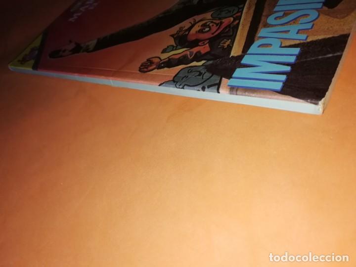 Coleccionismo de Revista El Jueves: MARTINEZ EL FACHA. KIM. IMPASIBLE EL ADEMAN. EL JUEVES 1988. RARO. - Foto 4 - 210586411