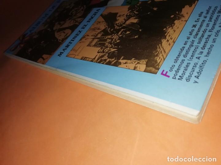 Coleccionismo de Revista El Jueves: MARTINEZ EL FACHA. KIM. IMPASIBLE EL ADEMAN. EL JUEVES 1988. RARO. - Foto 5 - 210586411