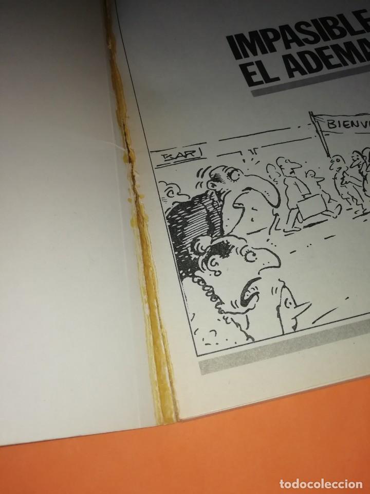 Coleccionismo de Revista El Jueves: MARTINEZ EL FACHA. KIM. IMPASIBLE EL ADEMAN. EL JUEVES 1988. RARO. - Foto 6 - 210586411
