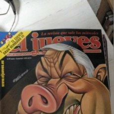 Coleccionismo de Revista El Jueves: SHARON, ESE PEDAZO ANIMAL (ABRIL 2002). Lote 210734535