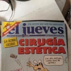 Coleccionismo de Revista El Jueves: CIRURGÍA ESTÉTIC (JUNIO 2001). Lote 210734690