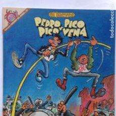Coleccionismo de Revista El Jueves: PEDRO PICO Y PICO VENA - NOVENTA CONTRA DOS - AZAGRA - PENDONES DEL HUMOR 81 - EL JUEVES. Lote 211930615