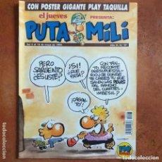 Coleccionismo de Revista El Jueves: PUTA MILI NUM 97. Lote 211976382