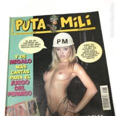 Coleccionismo de Revista El Jueves: EL JUEVES PRESENTA PUTA MILI NÚMERO 263 - ESPECIAL POLICIA MILITAR. Lote 213558743