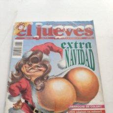 Coleccionismo de Revista El Jueves: REVISTA EL JUEVES (AÑO XVII, DEL 15 AL 21 DE DICIEMBRE DE 1993, N° 864). Lote 214492348