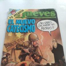 Coleccionismo de Revista El Jueves: REVISTA EL JUEVES (AÑO XVI, DEL 7 AL 13 DE OCTUBRE DE 1992, N° 802). Lote 214493238