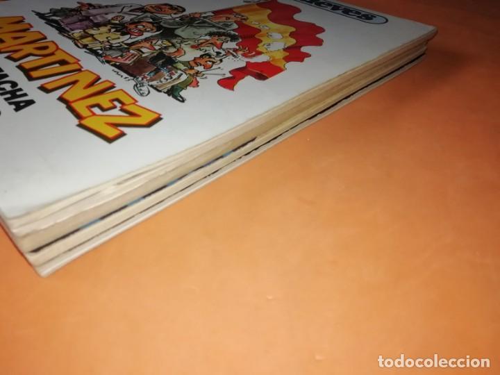 Coleccionismo de Revista El Jueves: MARTINEZ EL FACHA. KIM. EL JUEVES. PENDONES DEL HUMOR Nº 1, 8, 18 Y 25. - Foto 2 - 215614928