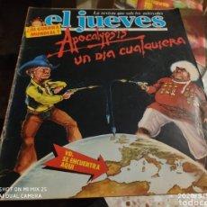Coleccionismo de Revista El Jueves: REVISTA EL JUEVES (AÑO III, DEL 5 AL 11 DE DICIEMBRE DE 1979, N° 132). Lote 217178350