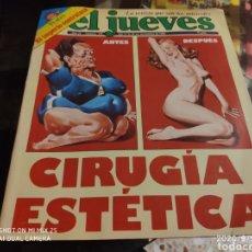 Coleccionismo de Revista El Jueves: REVISTA EL JUEVES (AÑO IV, DEL 12 AL 18 DE NOVIEMBRE DE 1980, N° 181). Lote 217178520