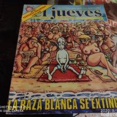 Coleccionismo de Revista El Jueves: REVISTA EL JUEVES (AÑO VIII, DEL 11 AL 17 DE JULIO DE 1984, N° 372). Lote 217178575