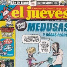 Coleccionismo de Revista El Jueves: REVISTA EL JUEVES NÚMERO 1576 (2007). Lote 217195691