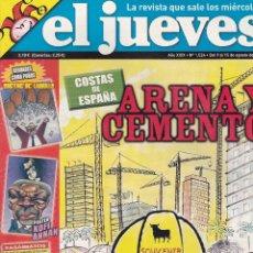 Coleccionismo de Revista El Jueves: REVISTA EL JUEVES NÚMERO 1524 (2006). Lote 217195923