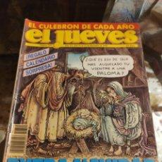 Coleccionismo de Revista El Jueves: REVISTA EL JUEVES (AÑO XV, DEL 11 AL 17 DICIEMBRE DE 1991, N° 759). Lote 217498266