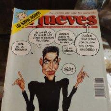Coleccionismo de Revista El Jueves: REVISTA EL JUEVES (AÑO XV, DEL 25 AL 31 DICIEMBRE DE 1991, N° 761). Lote 217498301