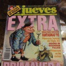 Coleccionismo de Revista El Jueves: REVISTA EL JUEVES (AÑO XVII, DEL 3 AL 9 MARZO DE 1993, N° 823). Lote 217498325