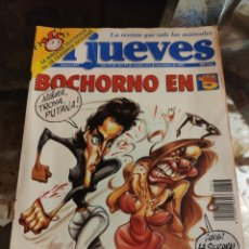 Coleccionismo de Revista El Jueves: REVISTA EL JUEVES (AÑO XVII, DEL 27 OCTUBRE AL 2 NOVIEMBRE DE 1993, N° 857). Lote 217498415