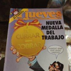 Coleccionismo de Revista El Jueves: REVISTA EL JUEVES (AÑO XVII, DEL 17 AL 23 NOVIEMBRE DE 1993, N° 860). Lote 217498448