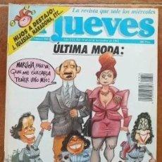 Coleccionismo de Revista El Jueves: EL JUEVES NUM 808. ULTIMA MODA: LOS HIJOS NATURALES. Lote 218908956