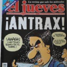 Coleccionismo de Revista El Jueves: REVISTA EL JUEVES - NÚMERO 1275 - 2001. Lote 219007845
