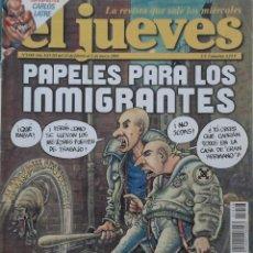 Coleccionismo de Revista El Jueves: REVISTA EL JUEVES - NÚMERO 1448 - 2005. Lote 219008051