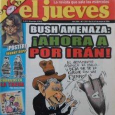 Coleccionismo de Revista El Jueves: REVISTA EL JUEVES - NÚMERO 1510 - 2006. Lote 219008435