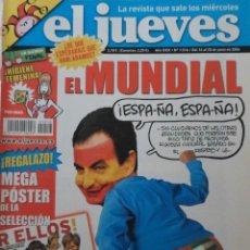 Coleccionismo de Revista El Jueves: REVISTA EL JUEVES - NÚMERO 1516 - 2006. Lote 219008630