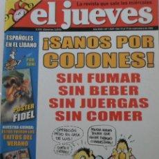 Coleccionismo de Revista El Jueves: REVISTA EL JUEVES - NÚMERO 1529 - 2006. Lote 219008777