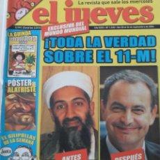 Coleccionismo de Revista El Jueves: REVISTA EL JUEVES - NÚMERO 1530 - 2006. Lote 219008931
