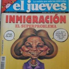 Coleccionismo de Revista El Jueves: REVISTA EL JUEVES - NÚMERO 1534 - 2006. Lote 219009050